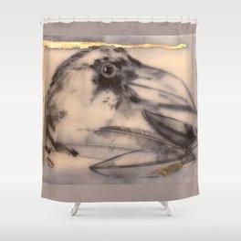 Shiny Objects Shower Curtain