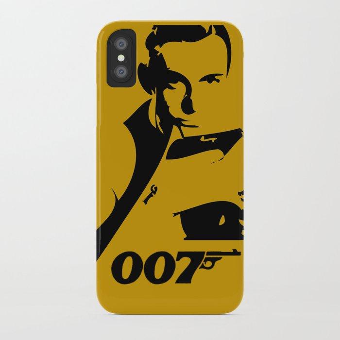 007 James Bond iPhone Case