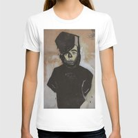 goth T-shirts featuring Goth by Rick Onorato