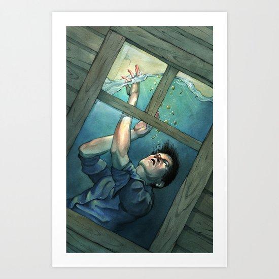 Liquidation Art Print