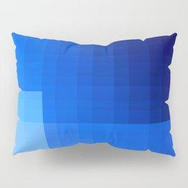 must be blue Pillow Sham