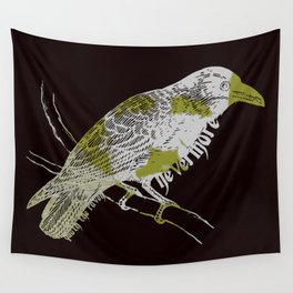 Quoth the Raven Wall Tapestry