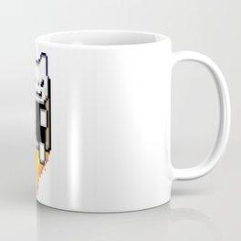 JetPack Kitty Attack Coffee Mug