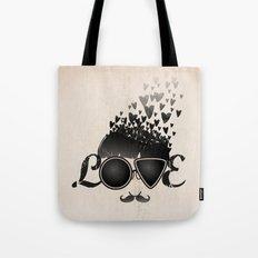 Blind Love Tote Bag