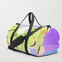 Before I was a Butterfly Duffle Bag