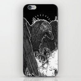 Filthy Mongrels iPhone Skin