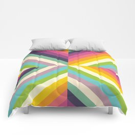 Retro Celebration Comforters