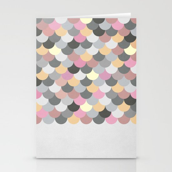 Nordic Combination 15 Stationery Cards
