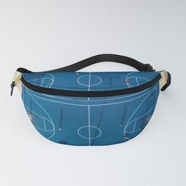 Basket 2 Fanny Pack