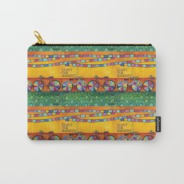 Trust your Journey  Carry-All Pouch