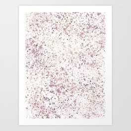 Festive Abstract 1 Art Print