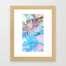 Jung Fung Framed Art Print