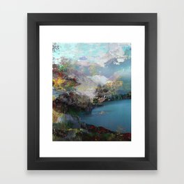 Untitled 20120315e (Landscape) Framed Art Print