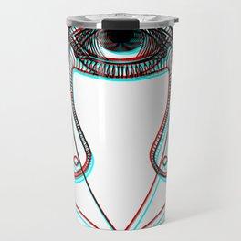 Symmetriphobia Travel Mug