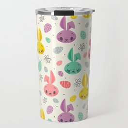 Easter Bunnies Travel Mug
