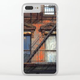Urban Life 2 Photography Clear iPhone Case