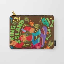 King of the Island Carry-All Pouch