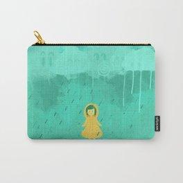 Rain friends Carry-All Pouch