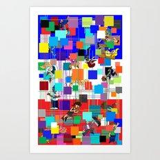 Viva La France Equinox Edition 2013 Art Print