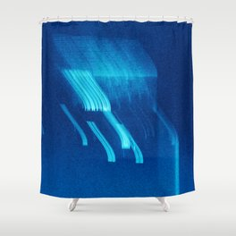 Being at the Drive-In Shower Curtain