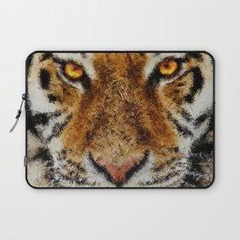 Animal Art - Tiger Laptop Sleeve
