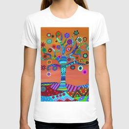 MHURI TREE OF LIFE T-shirt