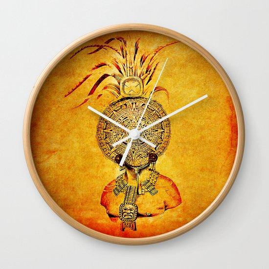 Divinity Maya Wall Clock