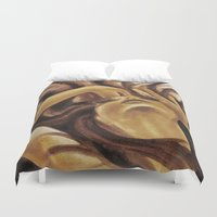 howl Duvet Covers featuring Howl by Aleksandra Jevtovic