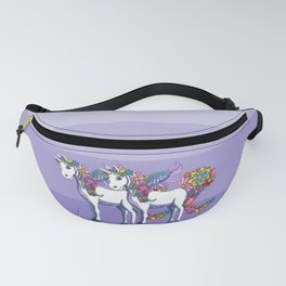 Unicorn Twins Fanny Pack