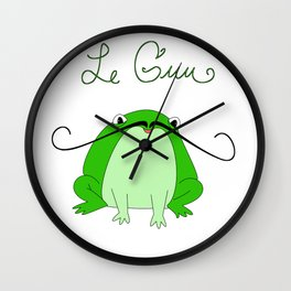 Le Guu Wall Clock