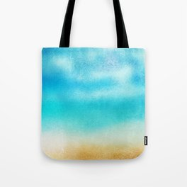 Tropical Sea #5 Tote Bag