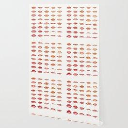 Lips II Wallpaper