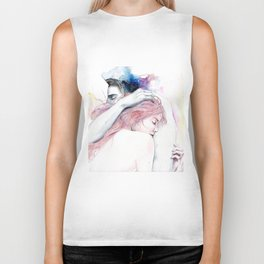 Only beautiful dreams Biker Tank