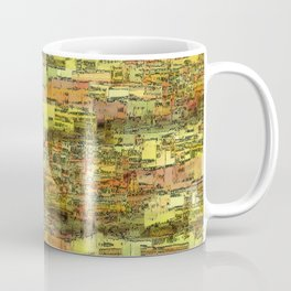 City on a Hill Coffee Mug