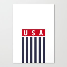 USA World Cup Canvas Print