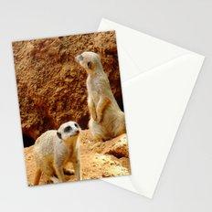 Meerkat. Stationery Cards