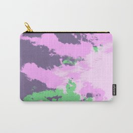 Colorful Abstract Decorative Bohemian Style Pattern - Parana Carry-All Pouch