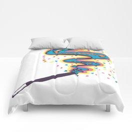 Joint Art Comforters