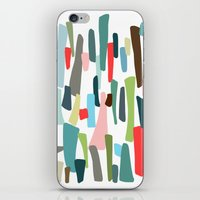 code iPhone & iPod Skins featuring color code by frameless