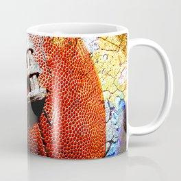 Football ball vs 6 Coffee Mug