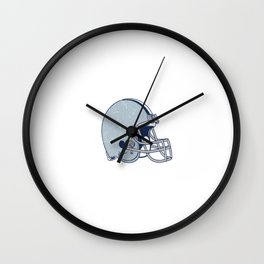 drinking team football problem club team Wall Clock