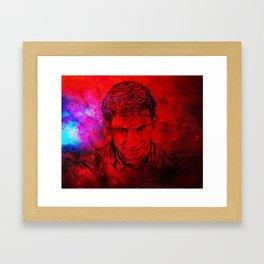 Norman Framed Art Print