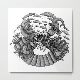 Nova Metal Print