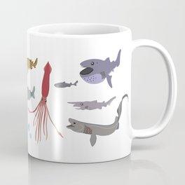 Deep sea sharks Coffee Mug