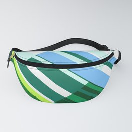 Waves Around Me Fanny Pack