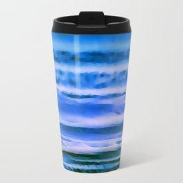 blueness Travel Mug