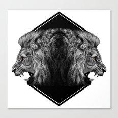 Roar Canvas Print