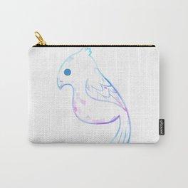 Diamond Birdy Carry-All Pouch