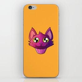 Super Kawaii Neko Muffin iPhone Skin
