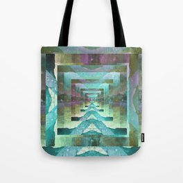 Through the looking glass - Atacama Series Tote Bag